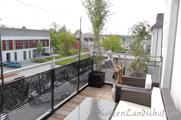 balkonabsicherung. Black Bedroom Furniture Sets. Home Design Ideas
